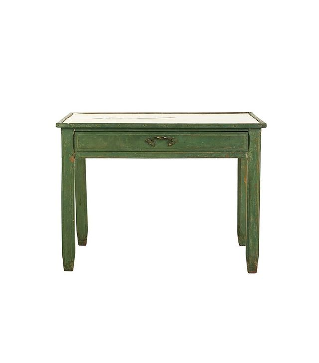 Jayson Home Vintage Green Table