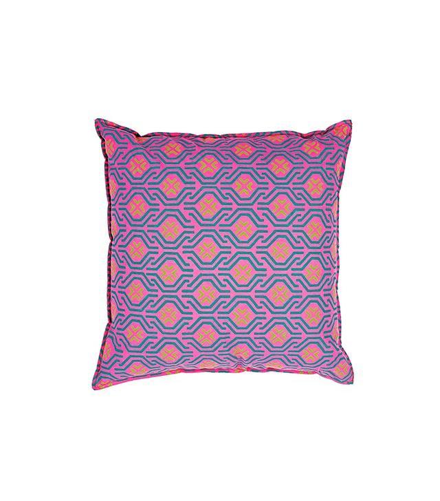 Life by Muriel Brandolini Geometric Print Pillow