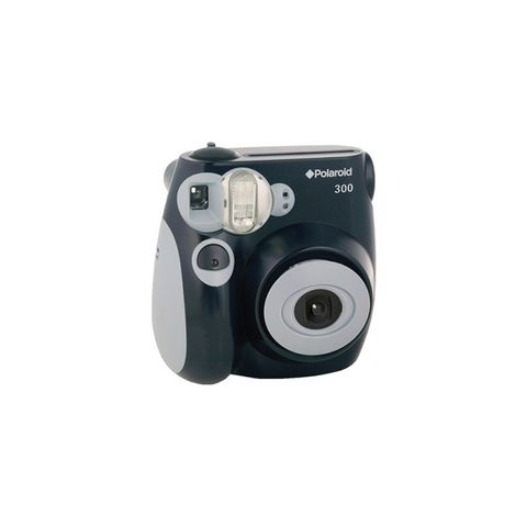 300 Instant Camera Black