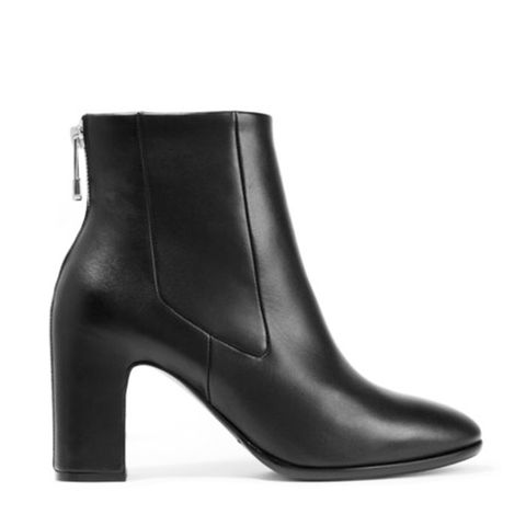 Haussman Leather Ankle Boots