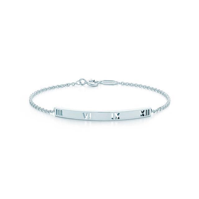 Tiffany & Co. Atlas Bar Bracelet