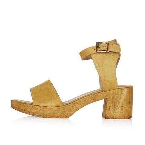 Dupe Heeled Sandals