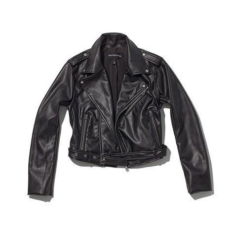 Minimal Moto Jacket