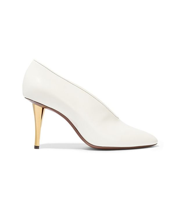 Lanvin Leather Pumps