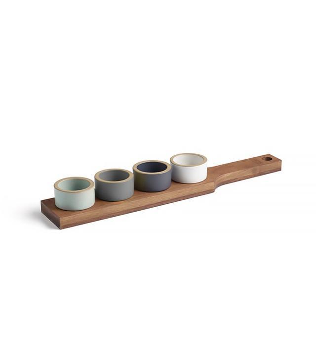 Heath Ceramics Candleholder Tray Set