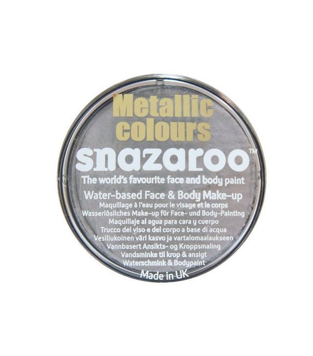 Snazaroo Silver Face Paint
