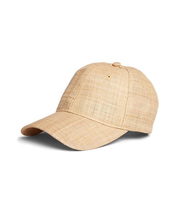 ViX Swimwear Straw Baseball Cap