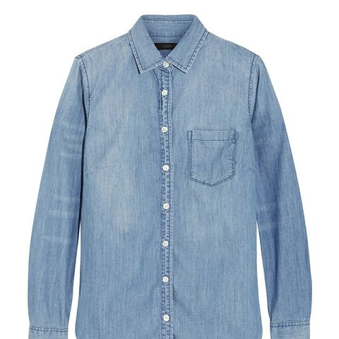 Always Cotton-Chambray Shirt