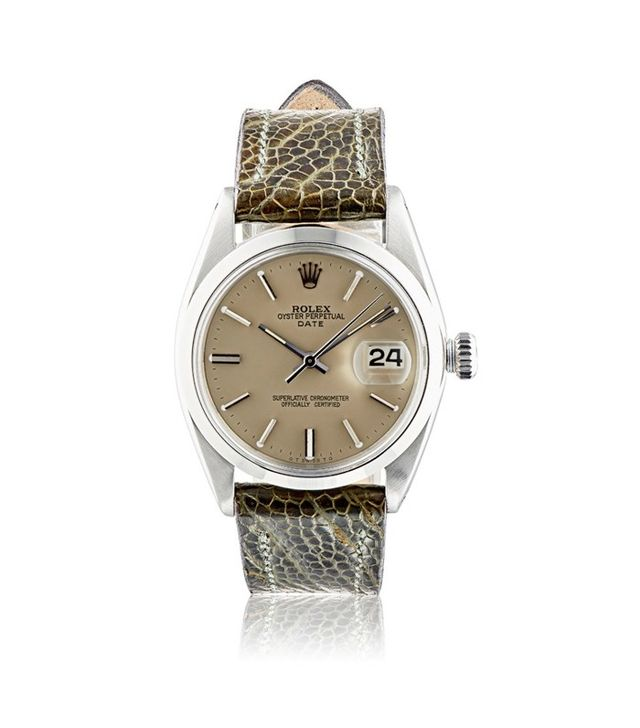 Rolex Vintage Oyster Perpetual Date Watch