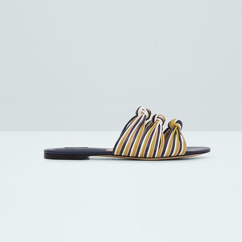 Knots Flat Sandals