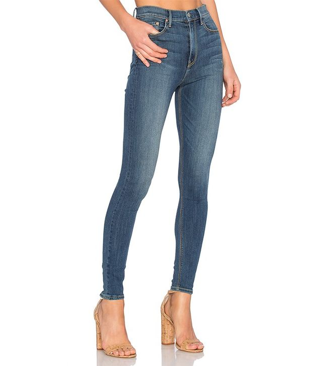 Grlfrnd Kendall High-Rise Super Stretch Skinny Jeans