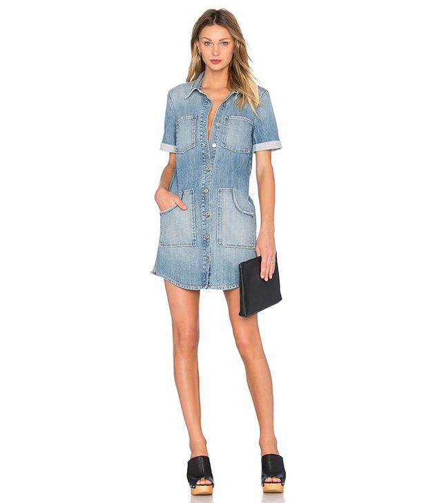Grlfrnd Miranda Shirt Dress