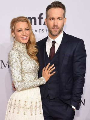 Congrats! Blake Lively and Ryan Reynolds Are Expecting