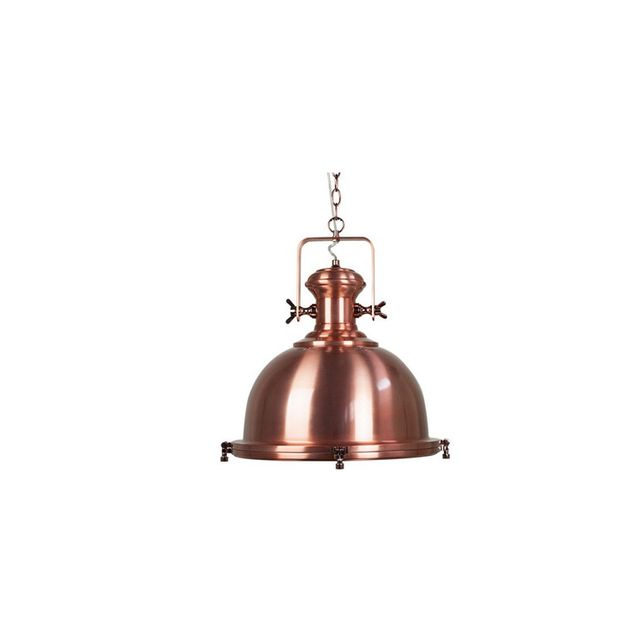 Sherlock Pendant Light - Industrial Copper