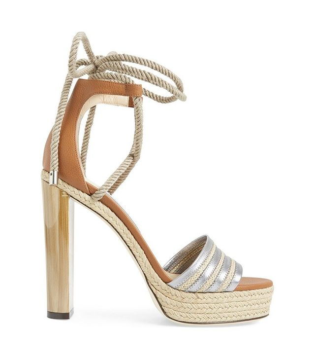 Jimmy Choo Mayje Platform Sandals