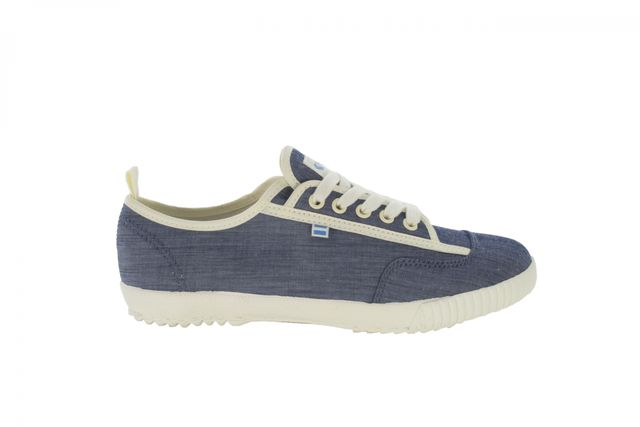 Feiyue x Solid & Striped Valerie Blue