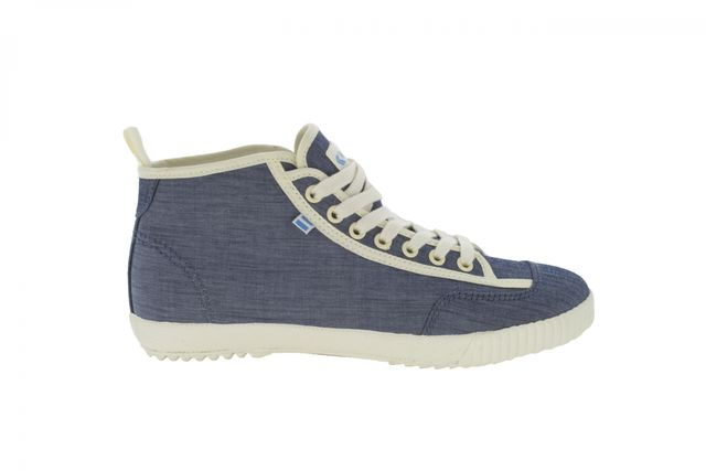 Feiyue x Solid & Striped Candice Blue