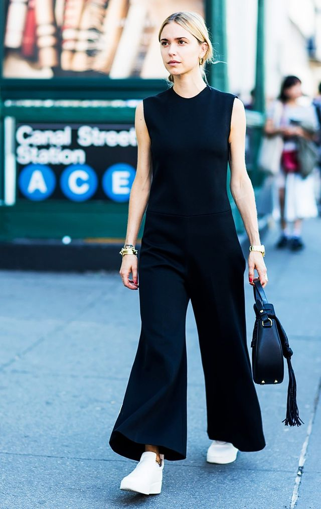 7. Black Jumpsuit