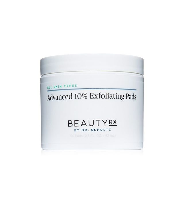 Beauty Rx Advanced 10% Exfoliating Pads