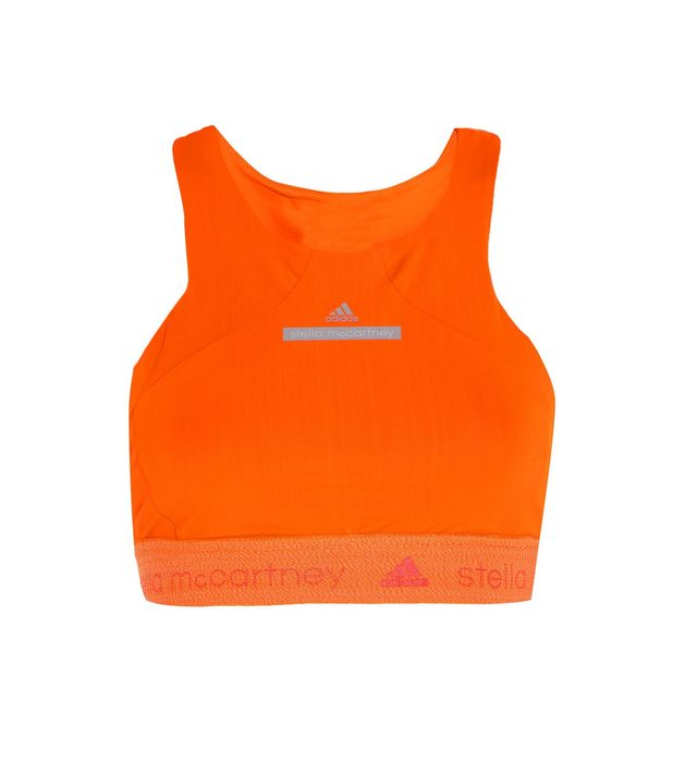 Adidas by Stella McCartney Running Climachill Stretch Sports Bra