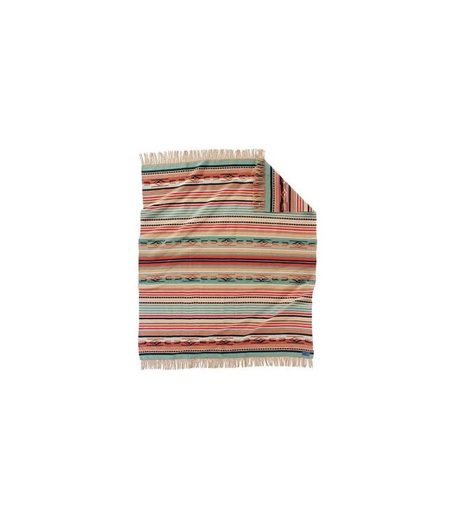 Pendleton Chimayo Fringe Wool Throw