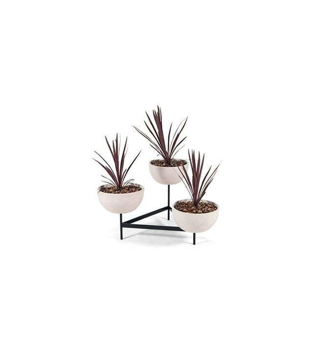 Case Study 3-Bowl Plant Stand