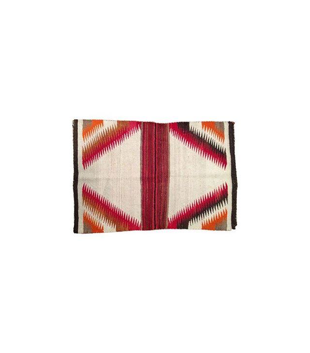 Vintage Antique 1930s Navajo Rug