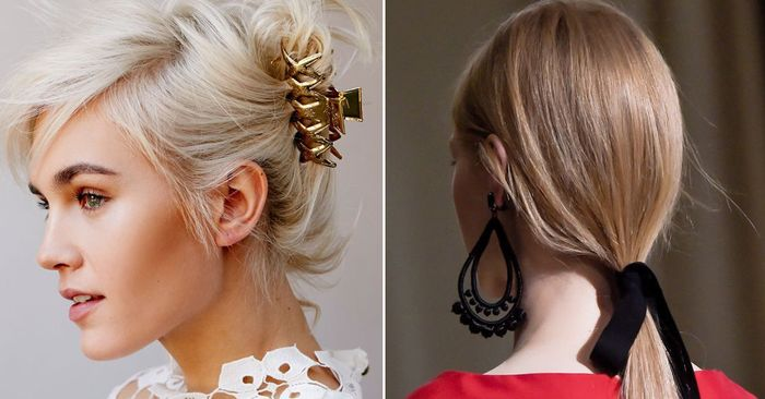 9 Chic and Simple Hairstyles for Wedding Guests   Byrdie