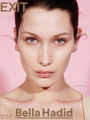 This Just May Be Bella Hadid's Most Stunning Spread Yet