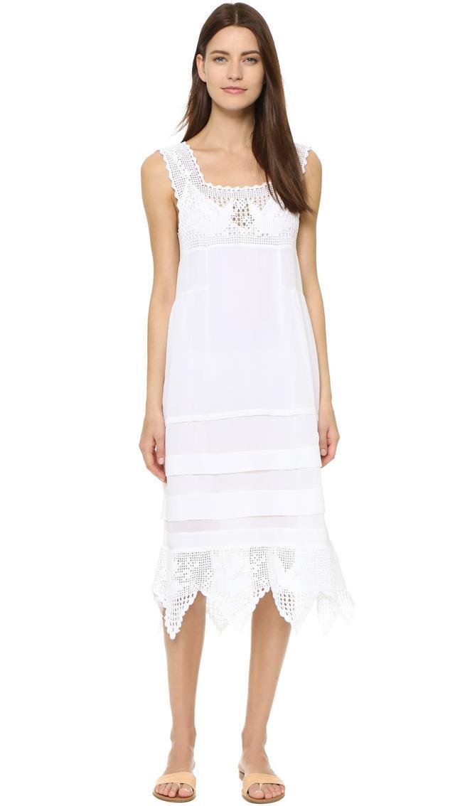 Jenni Kayne Crochet Dress