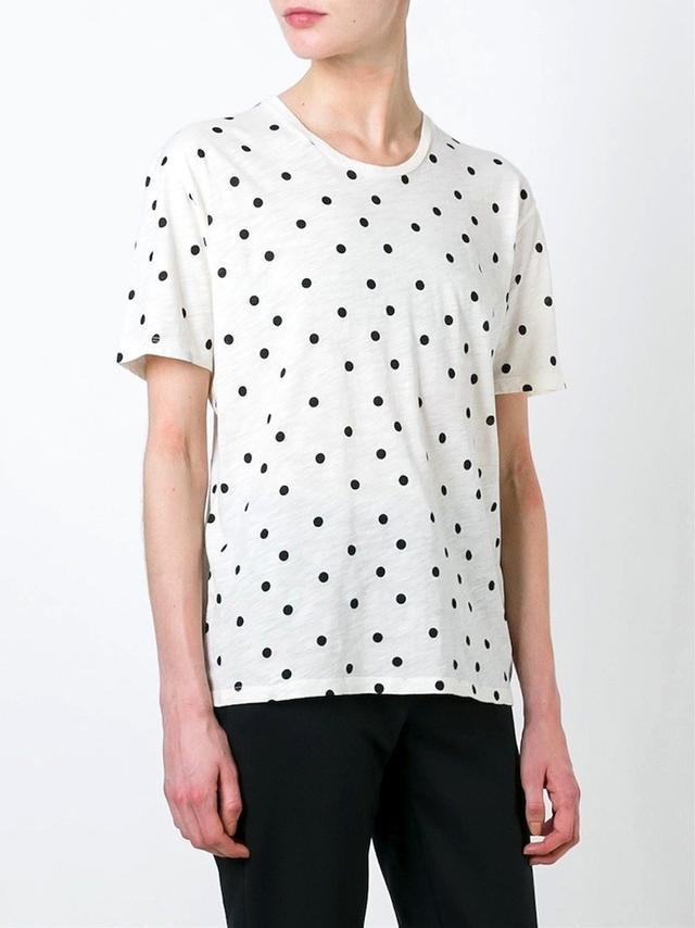 Hope Polka Dot Print T-Shirt