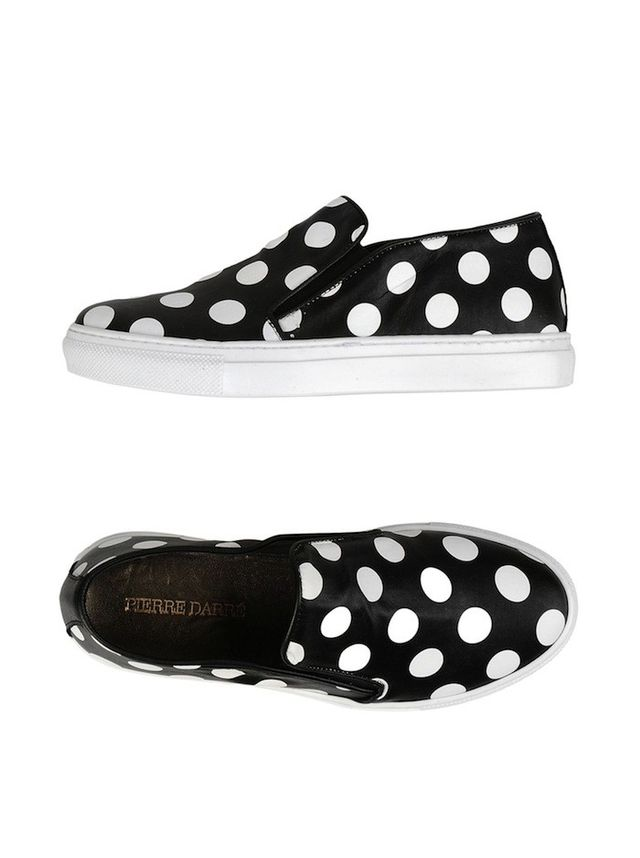 Pierre Darré Polka Dots Low-Tops