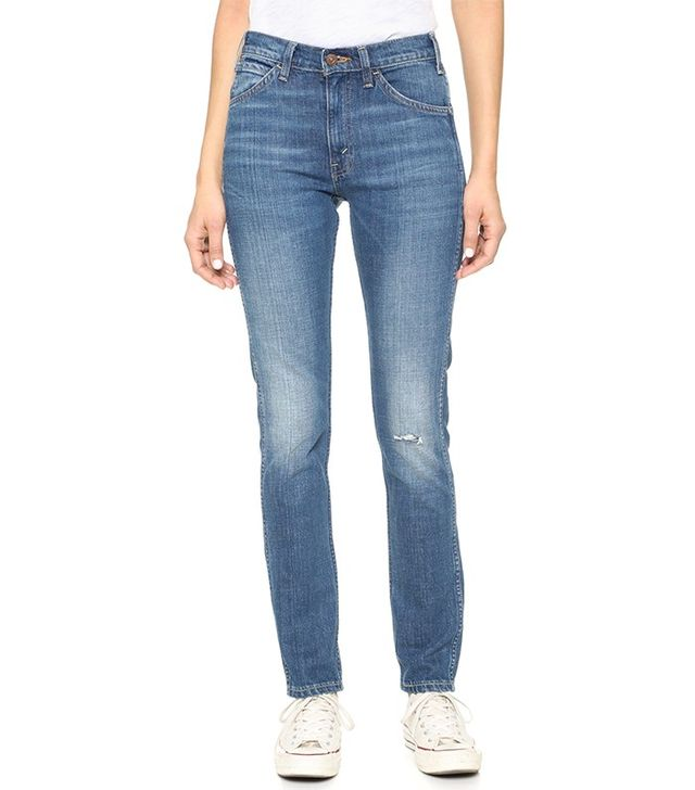 Levi's Vintage Clothing 1969 606 Customized Jeans