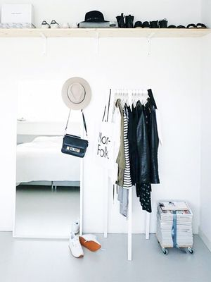 The Best Closet Organisation Tips From Real Women