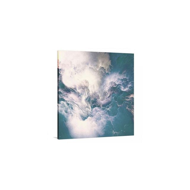 United Artworks Oceanic Storm Print