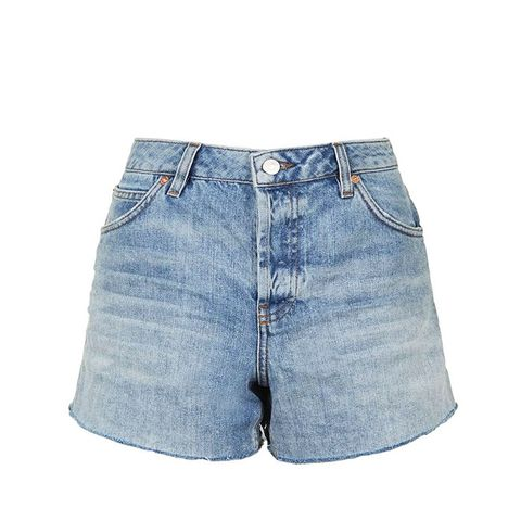 MOTO Vintage Ashley Boyfriend Shorts
