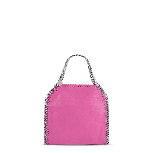 Stella McCartney Falabella Mini Tote in Hot Pink