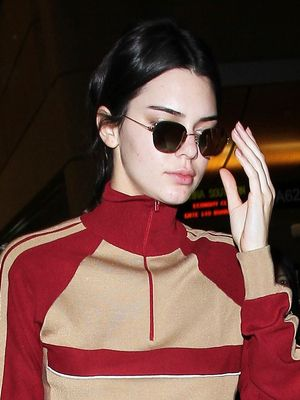 Is This Kendall Jenner's Best Airport Outfit Yet?