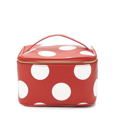 Polka Dot Makeup Case