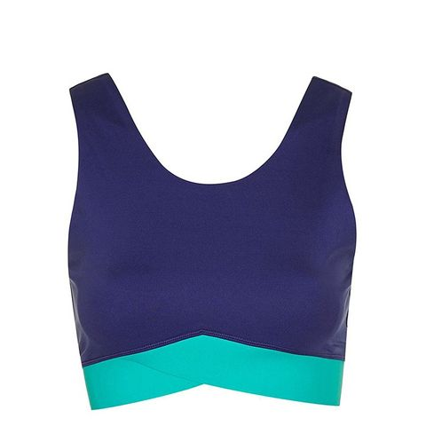 Cross-Back Crop by Ivy Park