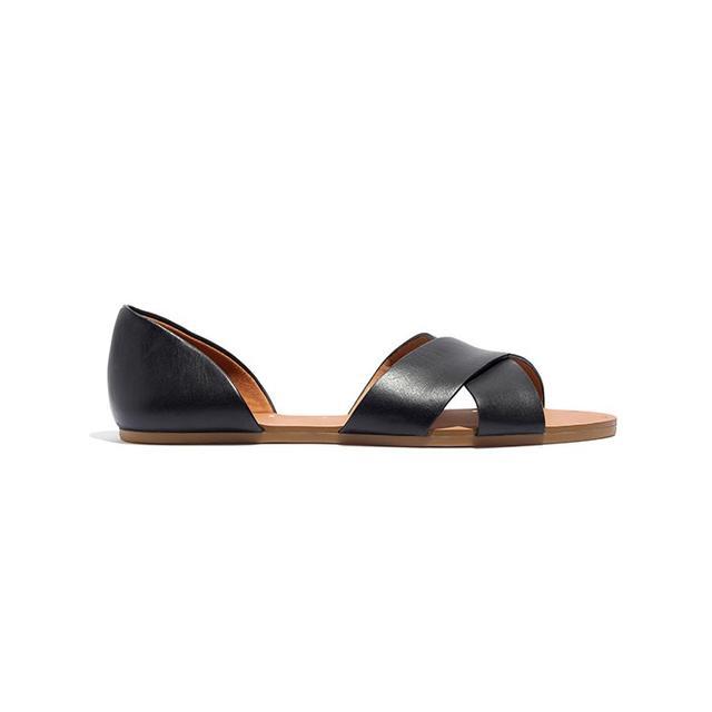 Madewell Thea Crisscross Sandals