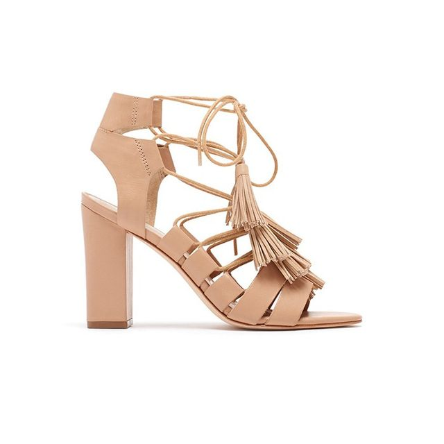 Loeffler Randall Luz Lace-Up Sandals