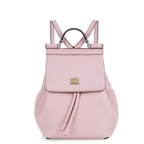 Sicily Micro Leather Backpack