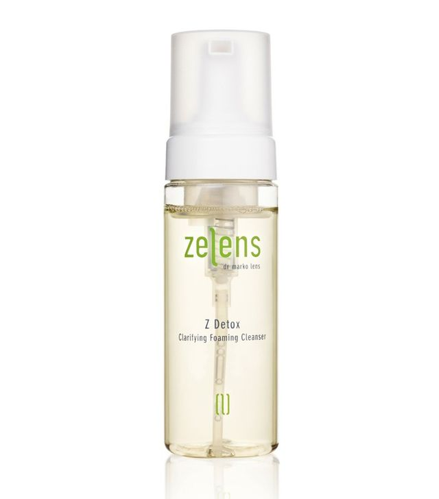 Zelens Z-Detox Foaming Cleanser