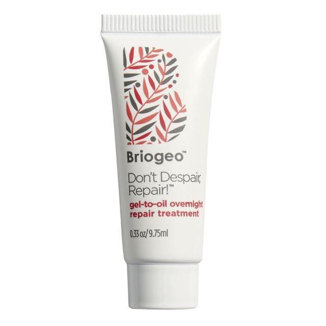 Briogeo Don't Despair, Repair! Gel-to-Oil Overnight Repair Treatment
