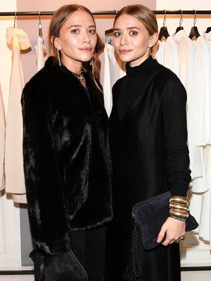 The Row's New Collection Is Very Mary-Kate and Ashley