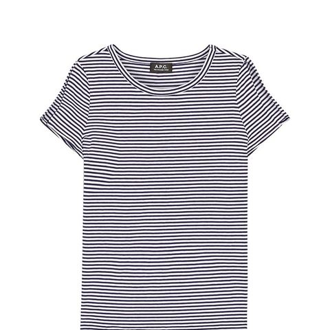 Theo Striped Top