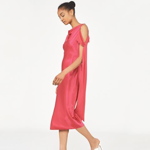 Sarah Ann Sash Dress