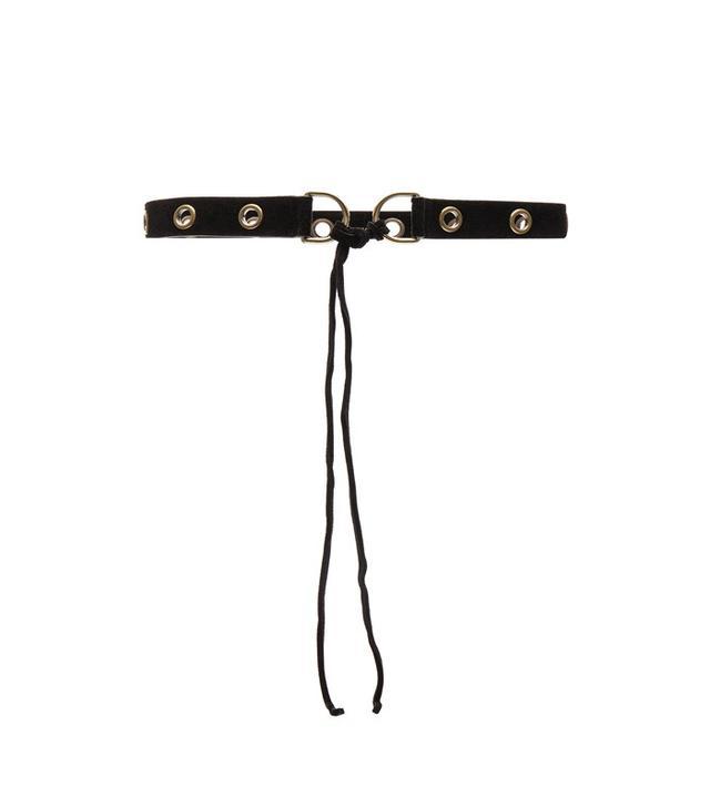 Zimmermann Eyelet Tie Belt