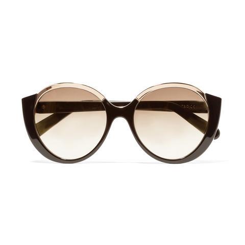 Mai Tai Round Sunglasses